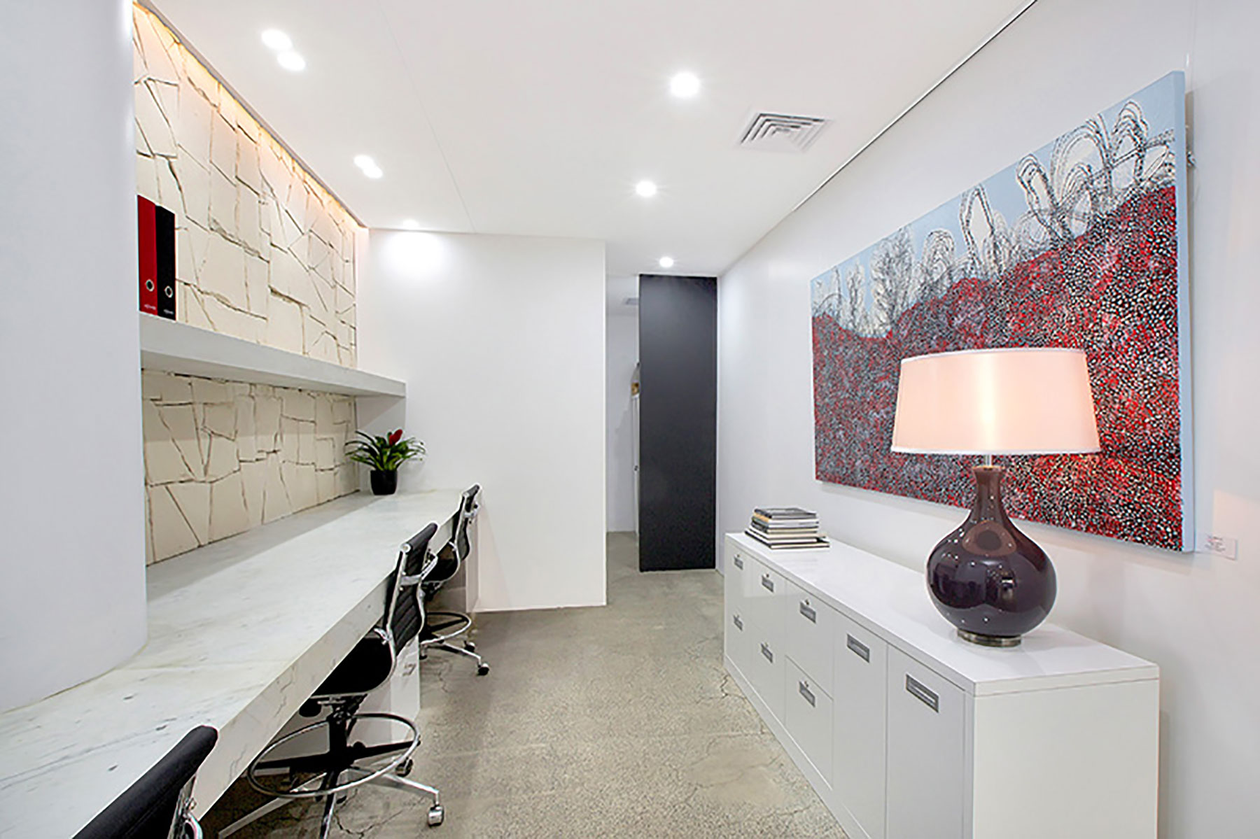 Potts Point Commercial Interior Designers