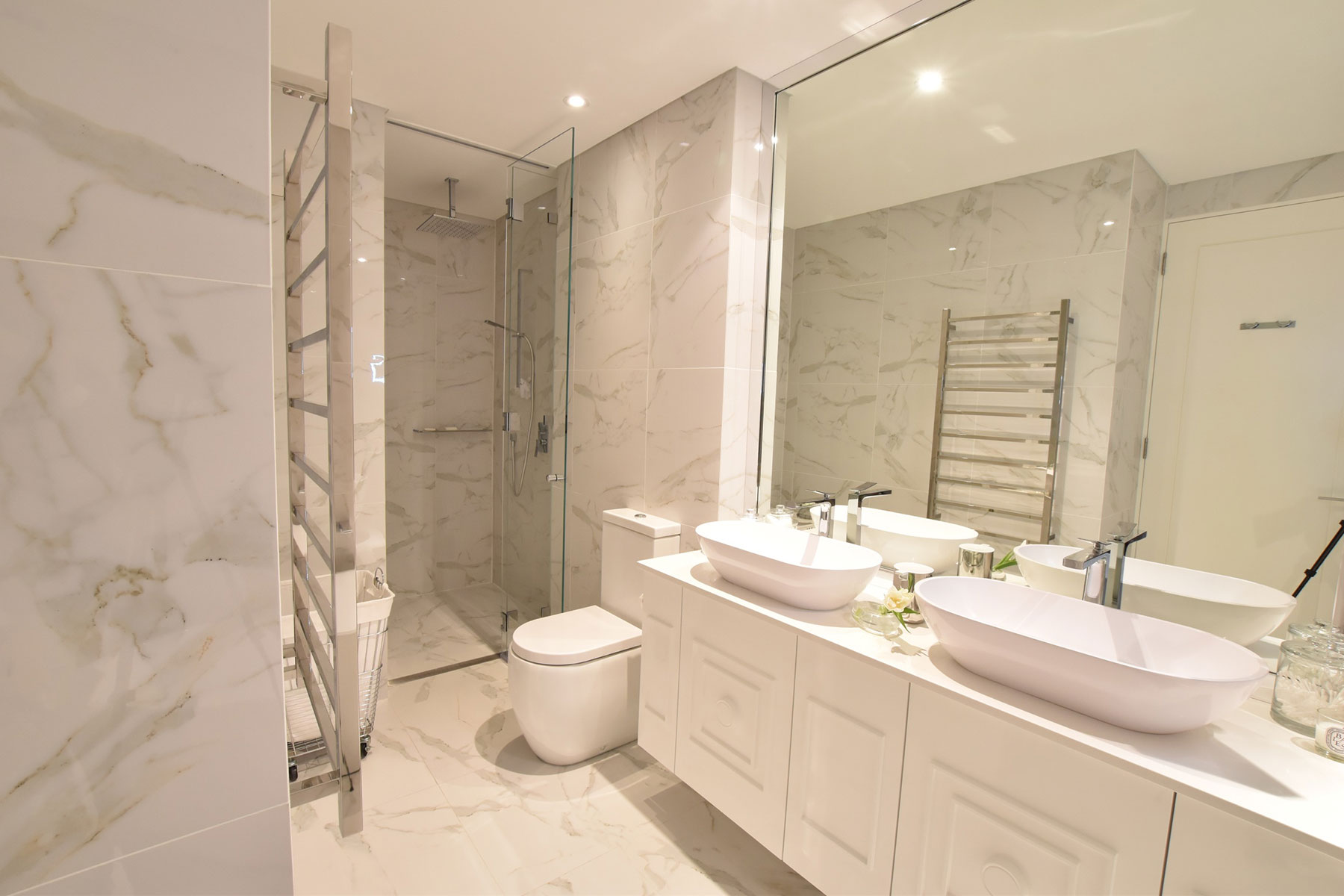 Award Winning Sydney Interior Designers Bathroom