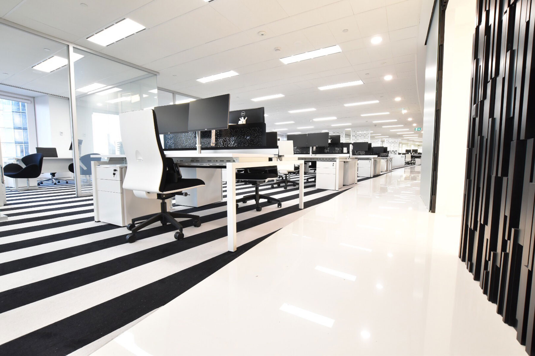 sydney commercial interior design office fit out desks