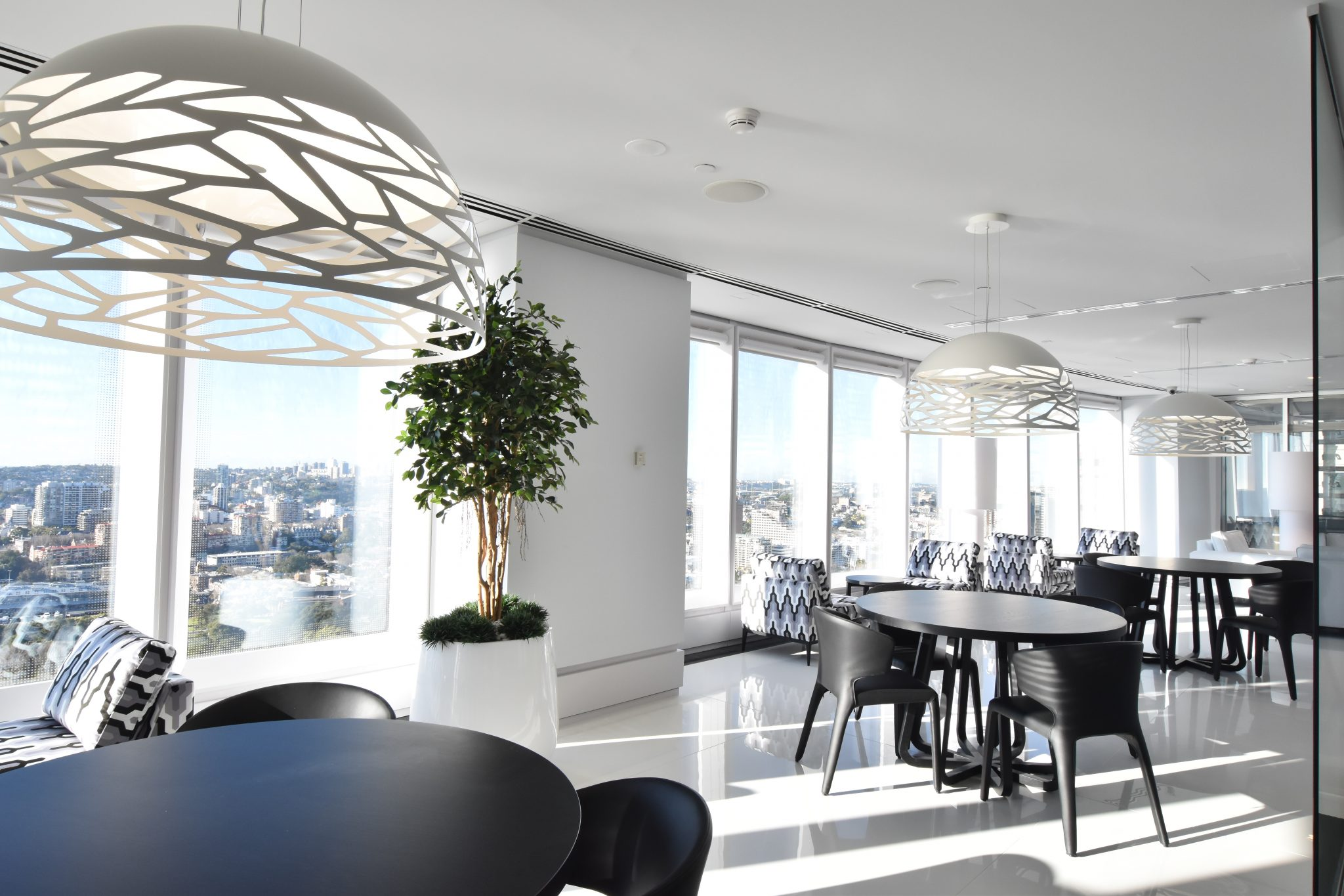 sydney commercial office interior design
