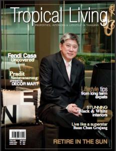 tropical living magazine andrew loader design sydney