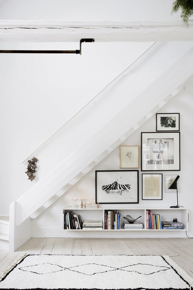 awkward spaces in your home