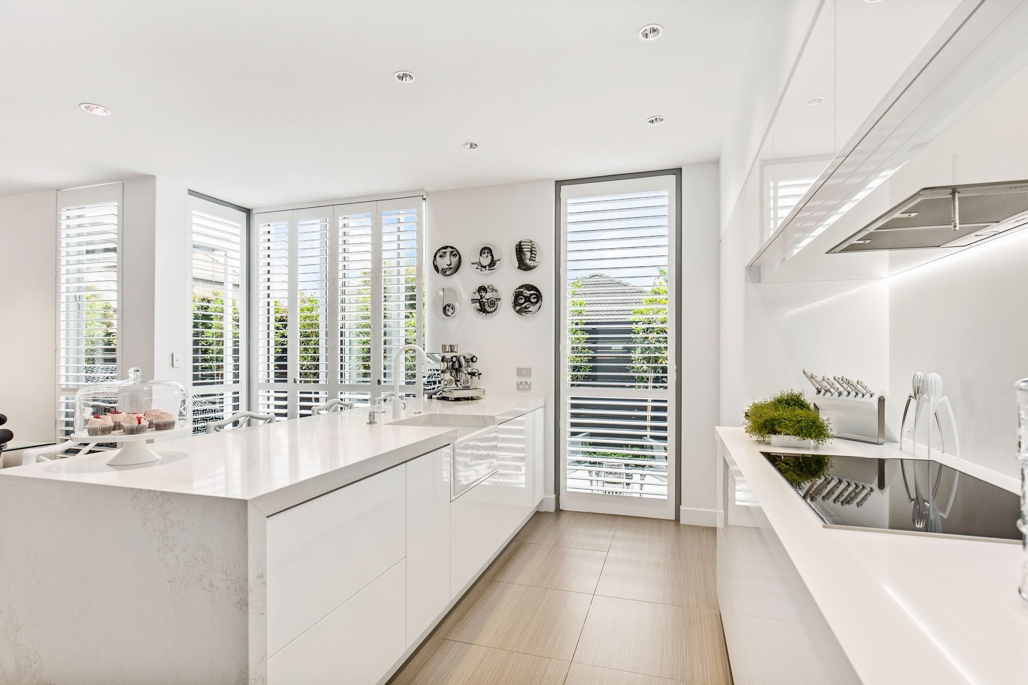 Sydney based interior designers kitchen design