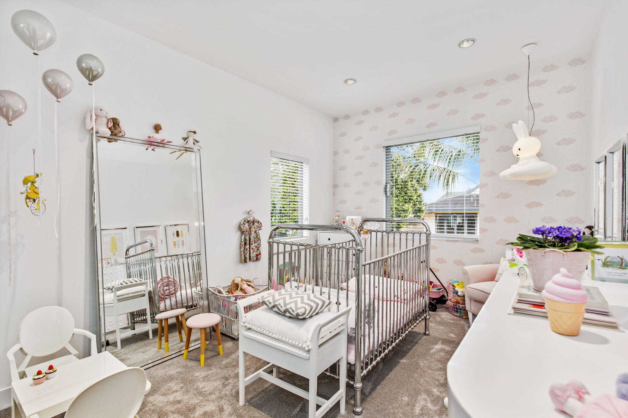 interior design nursery