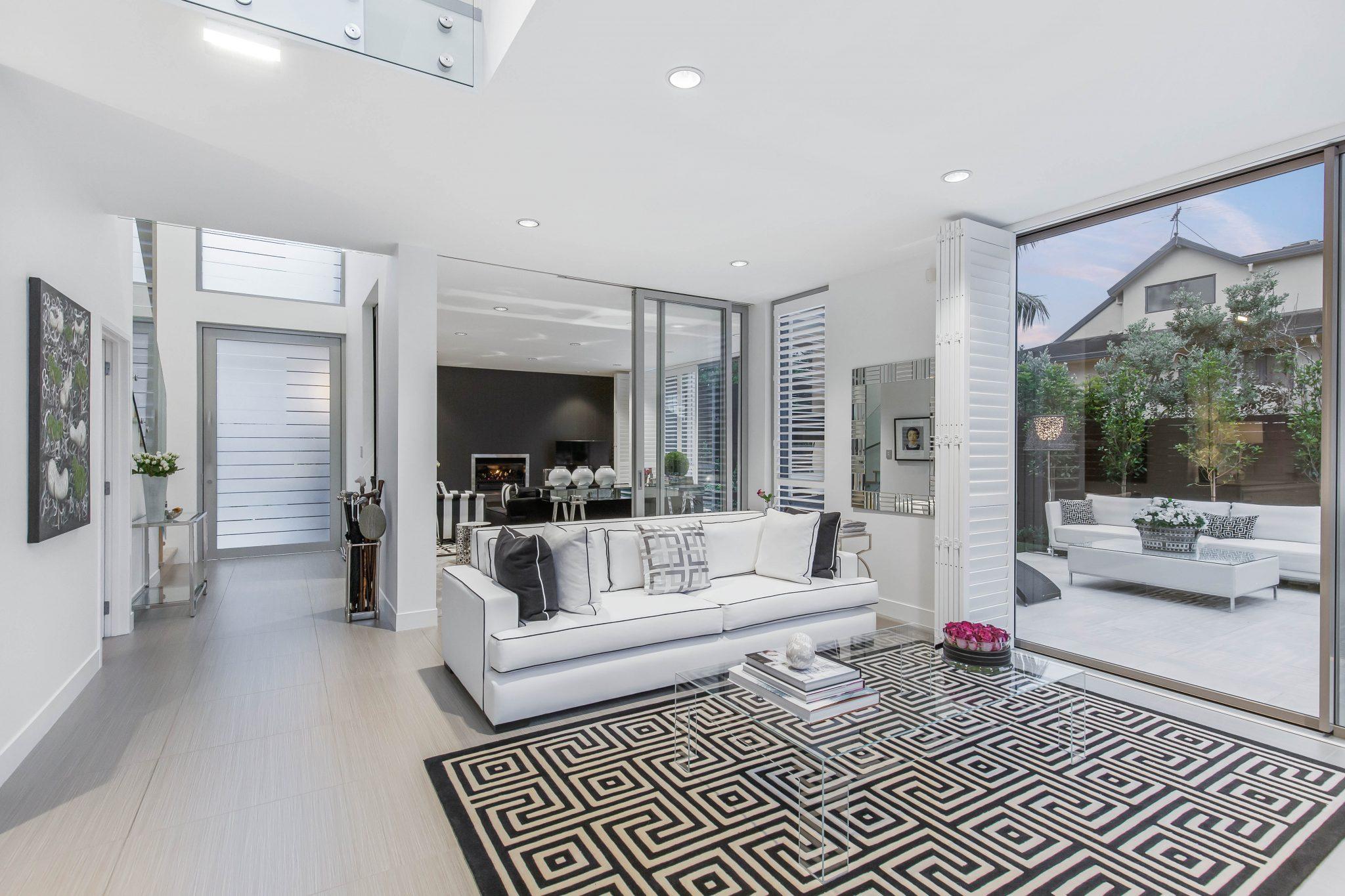 sydney interior designer andrew loader design