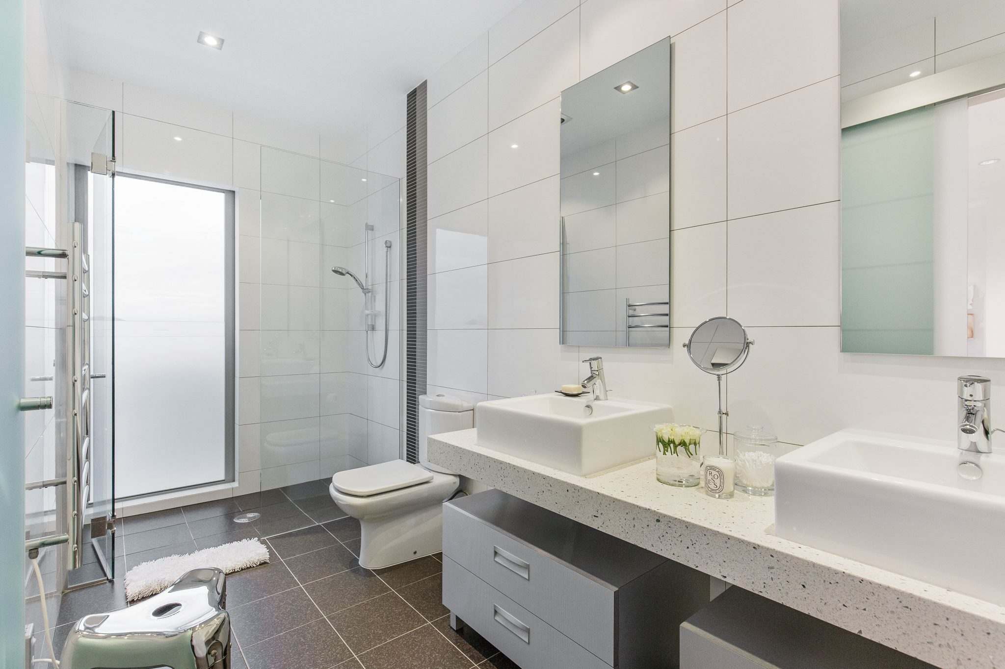 Sydney based interior designers bathroom design