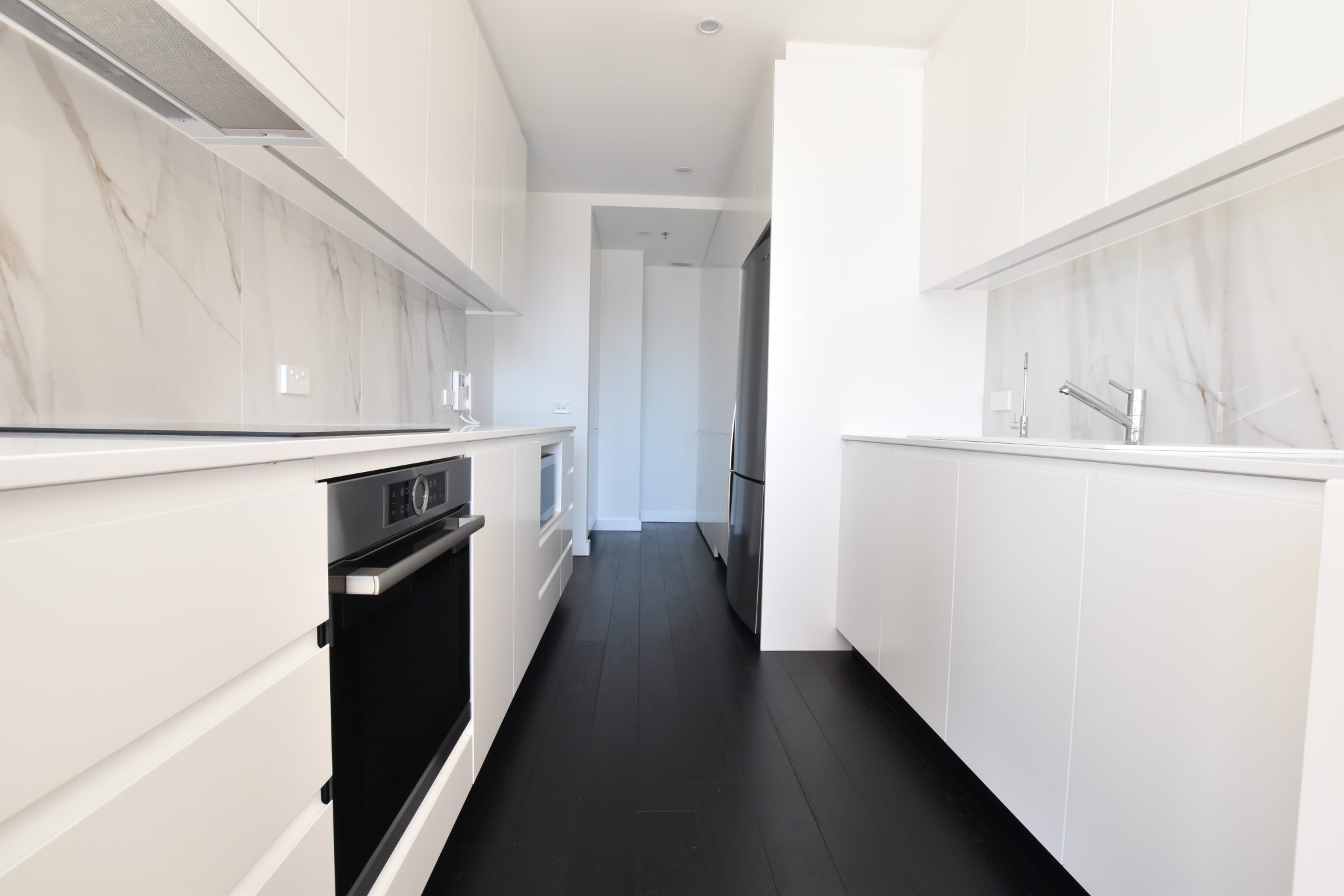 Bondi Interior Designer black floors